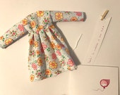 Custom order for Xiomara flower dress for doll