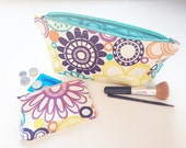 SALE  Retro Floral Purse  Floral Wash Bag  Money Wallet  Phone Pouch  Floral Cardholder Wallet For Girls