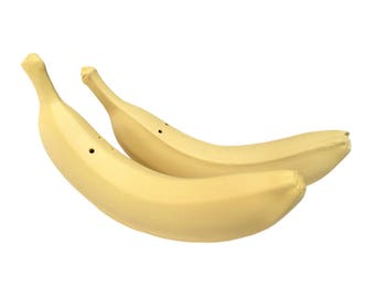 Banana Salt and Pepper Shaker Set