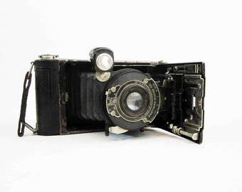Vintage Kodak No. 1 Autographic Pocket Camera. Circa 1920's.