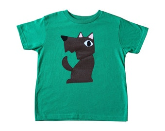 The Wonderful Wizard of Oz - Toto the Dog Kids Tee