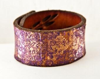 Bracelet Cuff for Women Leather Jewelry Wristbands