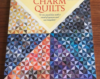 CHARM QUILTS by Beth Donaldson Quilting Book