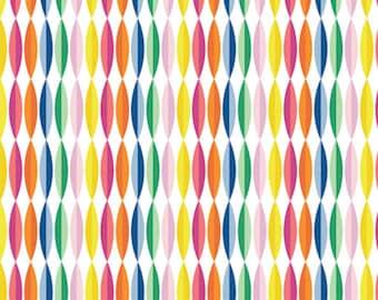 SALE - Art Gallery - Fiesta Fun Collection by Dana Willard - Happy Streamers in Fiesta