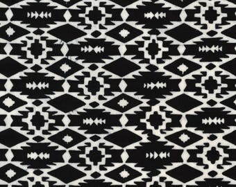 Hoffman Fabrics Me + You - Hand Dyed Indah Batiks - Southwestern Weave in Zebra