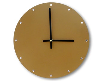 circle medium unique wall clock modern wall clock steampunk wall clock - Cool House Accessories