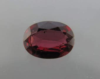 Loose Faceted Rhodolite Garnet SALE 33% OFF