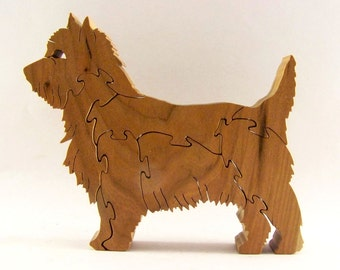 Terrier Dog Puzzle