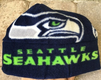 Seattle Seahawks Fleece Hat