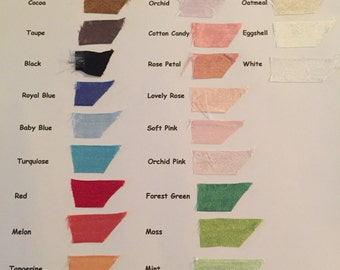 Crinkled Seam Binding 120  Yards(360 Feet) You pick your colors By Not Too Shabby