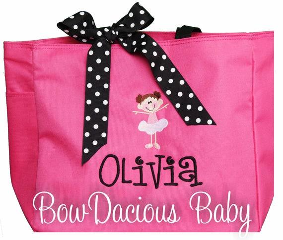 Dance Bag Ballerina Custom Girls Ballet Il 570xn Cheap Bags