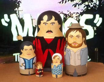 Manos: Hands of Fate Matryoshka Dolls
