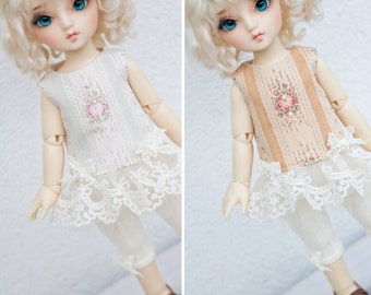 SALE 30% off - Mori lolita sets for YoSD Littlefee Volks Luts Super Dollfie abjd BID Iplehouse bjd