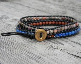 NEW! Triple Wrap Bracelet