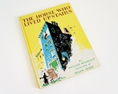 Vintage 1960s Childrens Book / The Horse Who Lived Upstairs by Phyllis McGinley 60s VGC Hc / Learning To Appreciate What You Have