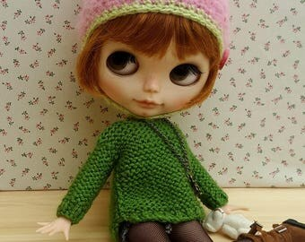 Skappelgenser style oversized sweater Blythe choose color
