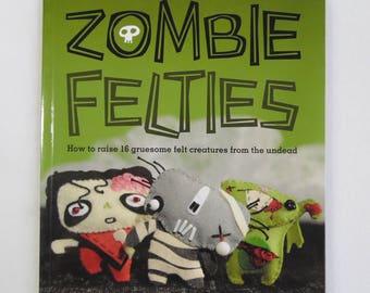 Zombie Felties by Nicola Tedman and Sarah Skeate, Books, Craft Books, Halloween, Novelty Crafts