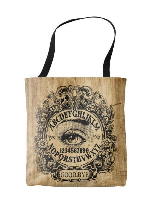 Mystic Eye Ouija Tote Bag