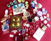 Huge lot of wonderful minis for your mini house