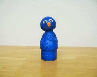 Vintage Fisher Price Sesame Street Grover