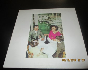 Led Zeppelin vinyl - Presence - Original - Lp in VG++ Condition