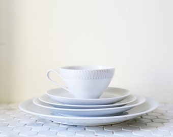 KPM Ceramic 5 piece Dinner Set