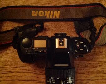 Nikon N8008s Camera Nikon AF Nikkor 28-70 Lens