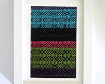 Framed Weaving No. 2