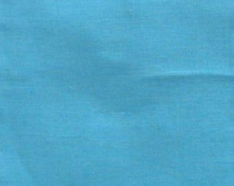 European Linen in Aqua Blue multipurpose fabric