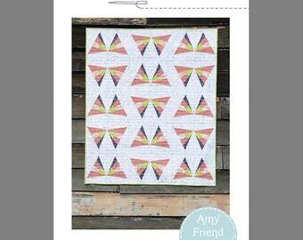 Flitter Quilt Pattern