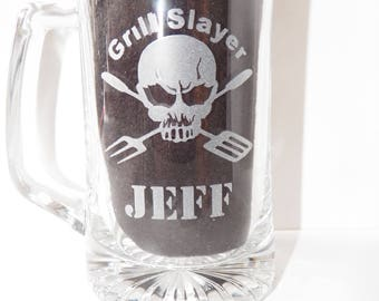 "25oz Sport Mug ""GRILL SLAYER"""