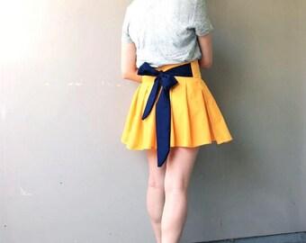 Sailor Venus: Cotton Wrap Skirt