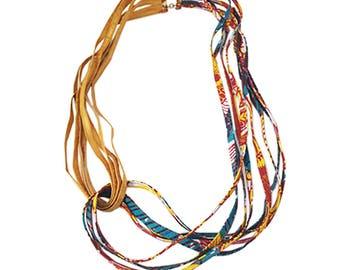 Namatia Necklace multi-strand