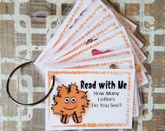 ABC Flashcard  - Laminated Alphabet Flash Card - Laminated ABC Flash Cards - Learning Toy for Baby - Educational Toy for Child