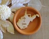 50 West Virginia Wedding Favors Custom Engraved