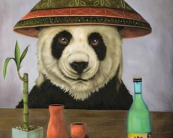 Boozer 4 with Panda