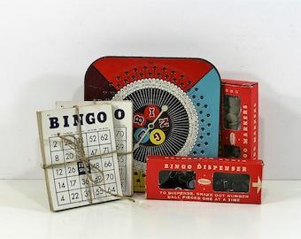 Vintage Bingo Collection