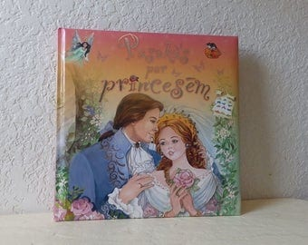Pasakas par Princesem (Tales about Princesses) Written in Latvian. Beautifully Illustrated. Cinderella and Princess Dancer