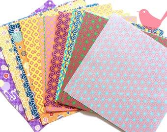 Origami paper 23 pieces