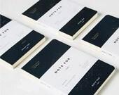 Constellation Traveler's Planner Notebook Journal Planner Insert Planner Blank Hand Book