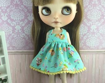 Blythe Dress - Candy Toss