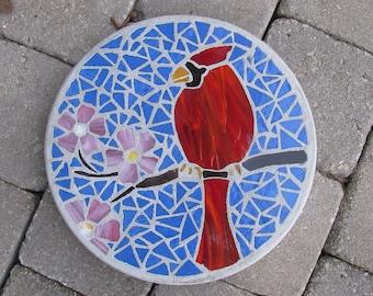 Cardinal Garden Stone