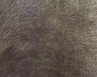 Faux Leather, Fabric, Upholstery, Vinyl, Black Crinkle