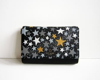 GALAXY Hand-Painted Purse