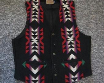 Westernwear Pendleton vest
