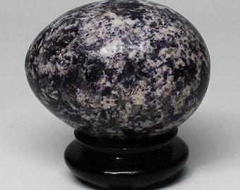 Lepidolite Large 2.75 Inch Egg