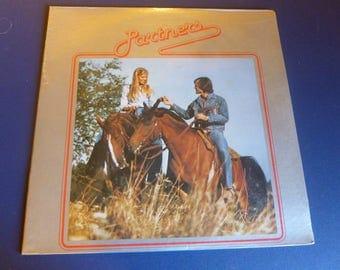 Partners Vinyl Record LP - Sealed - Columbia House 1980