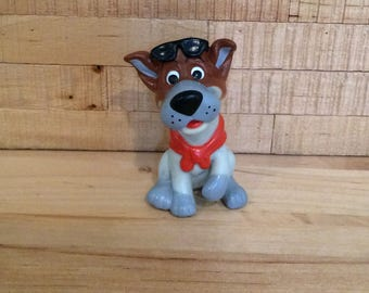 Vintage Toy Dodger from Oliver and Company Happy Meal