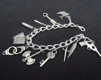 bracelet inspired by Mary Campbell Winchester