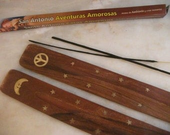pack of 4 boxes  INCENSE St Antonio Patron Saint of lovers,lost things